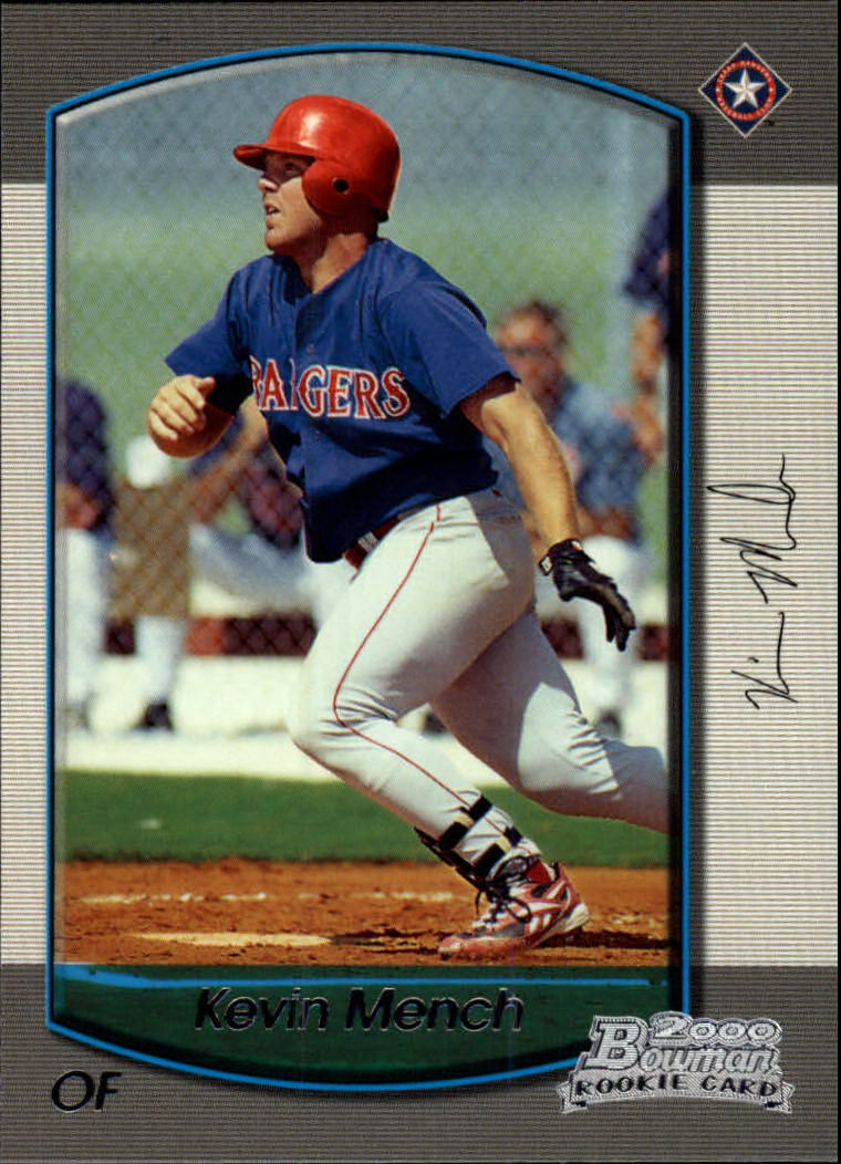 2000 Bowman #175 Kevin Mench RC