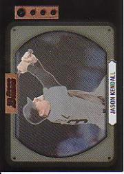 2000 Bowman Retro/Future #128 Jason Kendall