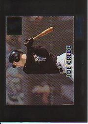 2000 Bowman Retro/Future #168 Joe Crede