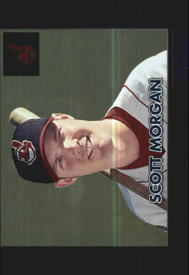 2000 Bowman Retro/Future #364 Scott Morgan