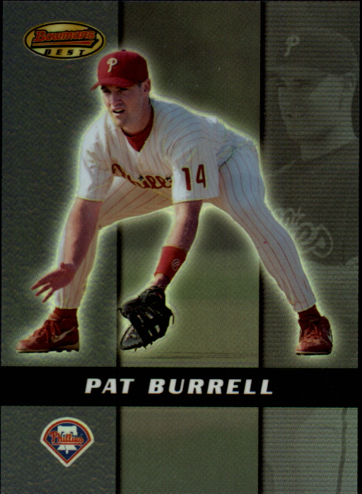 2000 Bowman's Best Previews #BB8 Pat Burrell