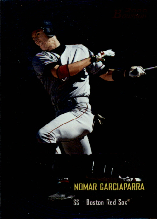 2000 Bowman Early Indications #E1 Nomar Garciaparra