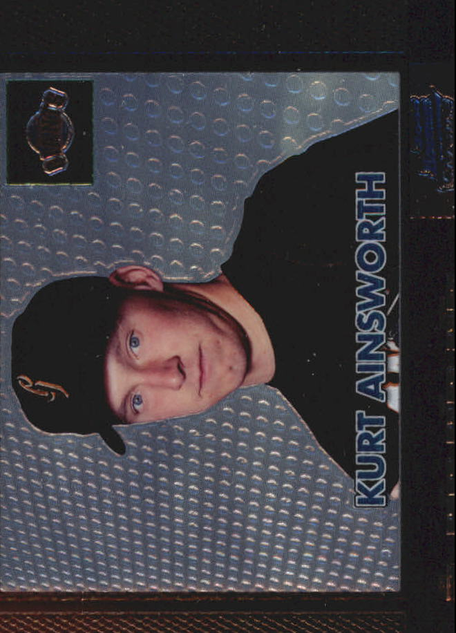 2000 Bowman Chrome Retro/Future #331 Kurt Ainsworth