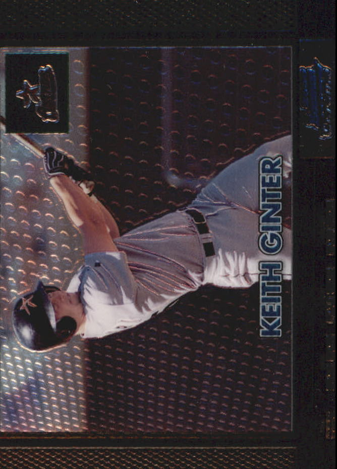 2000 Bowman Chrome Retro/Future #373 Keith Ginter