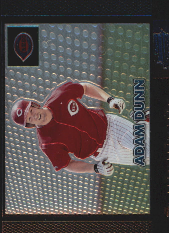 2000 Bowman Chrome Retro/Future #385 Adam Dunn