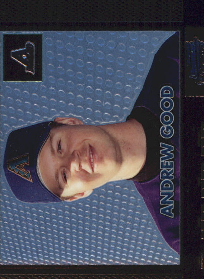 2000 Bowman Chrome Retro/Future #404 Andrew Good