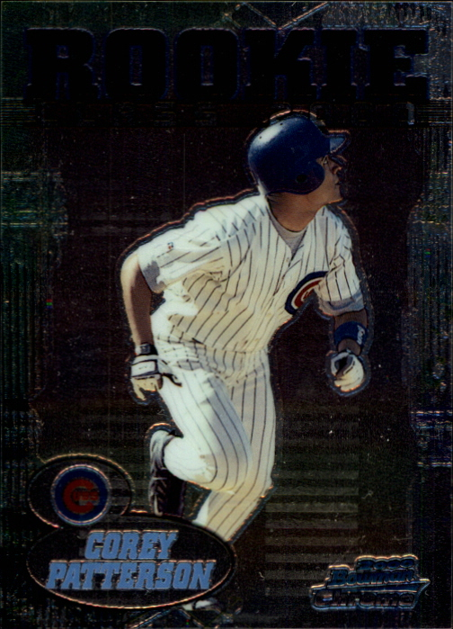 2000 Bowman Chrome Rookie Class 2000 #RC8 Corey Patterson