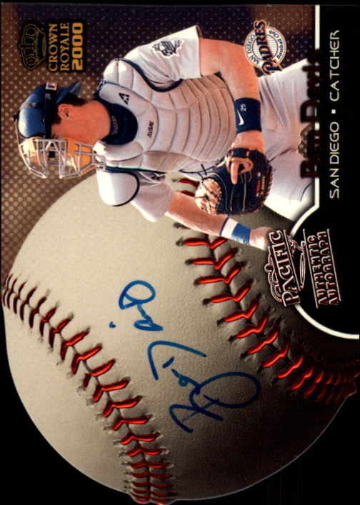 2000 Crown Royale Sweet Spot Signatures #25 Rick Ankiel