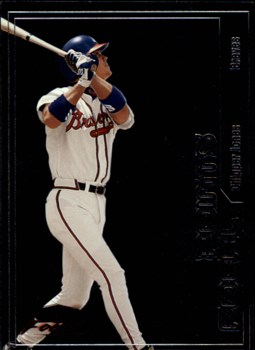 2000 Fleer Focus Focal Points #F6 Chipper Jones
