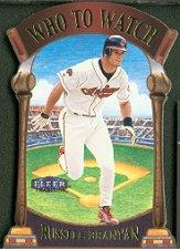 2000 Fleer Tradition Who To Watch #WW8 Russell Branyan
