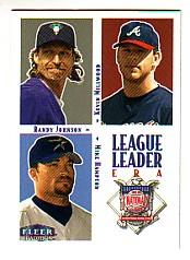 2000 Fleer Tradition Glossy #10 NL ERA LL