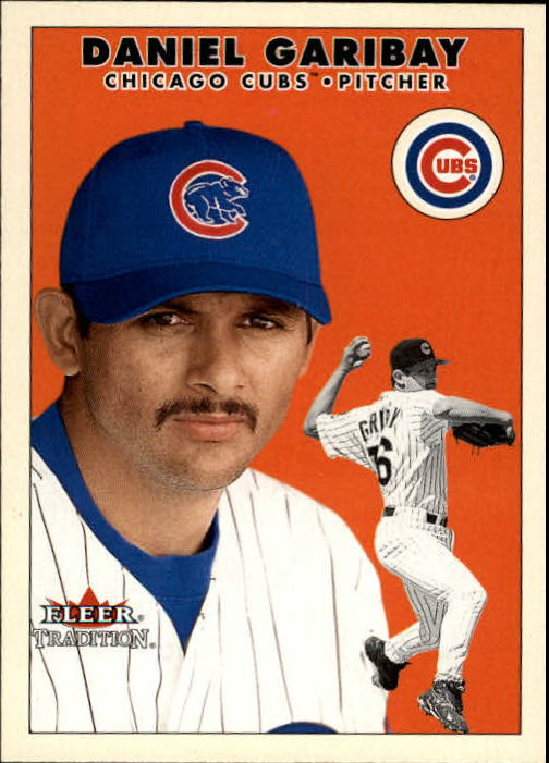 2000 Fleer Tradition Update #11 Daniel Garibay RC
