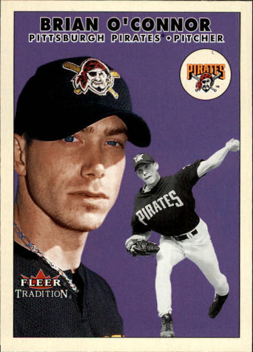 2000 Fleer Tradition Update #97 Brian O'Connor RC