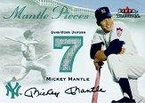 2000 Fleer Tradition Update #MP1 Mickey Mantle Pants