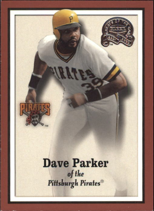 2000 Greats of the Game #18 Dave Parker