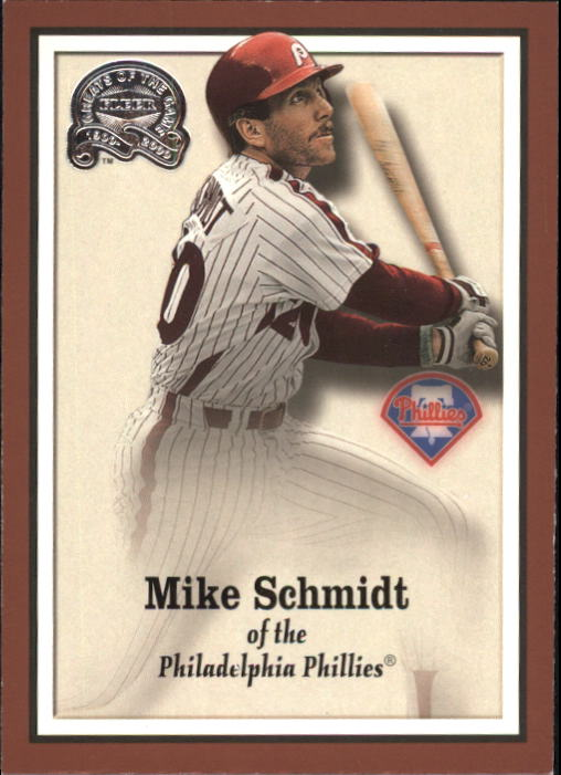 2000 Greats of the Game #28 Mike Schmidt