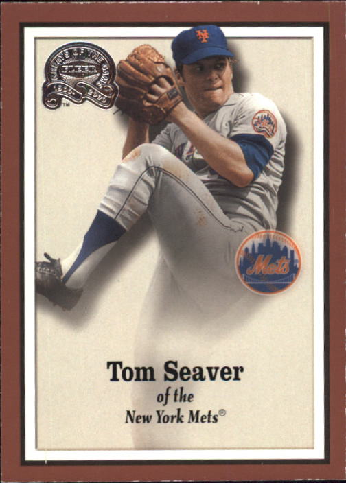 2000 Greats of the Game #49 Tom Seaver front image