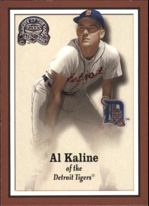 2000 Greats of the Game #59 Al Kaline