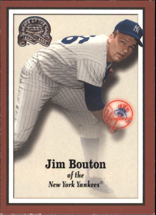 2000 Greats of the Game #66 Jim Bouton
