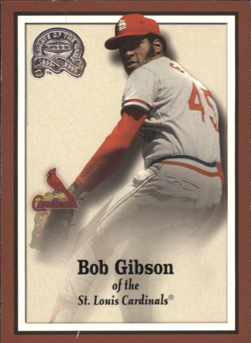 2000 Greats of the Game #68 Bob Gibson