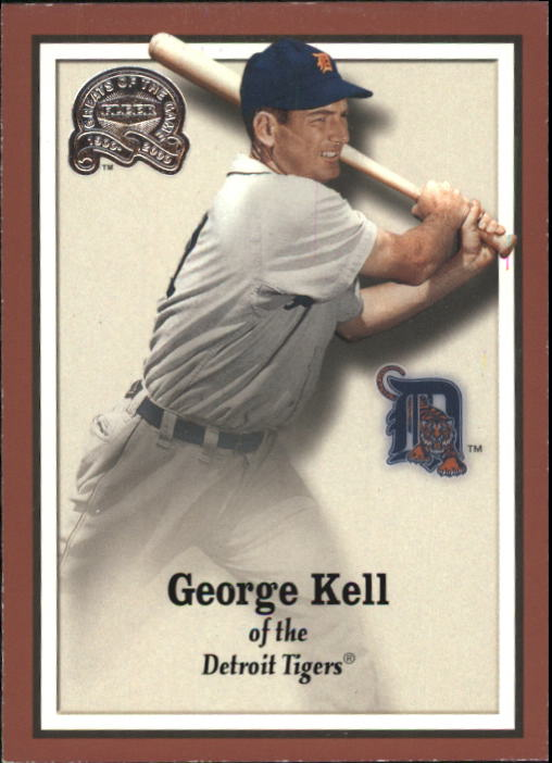 2000 Greats of the Game #83 George Kell