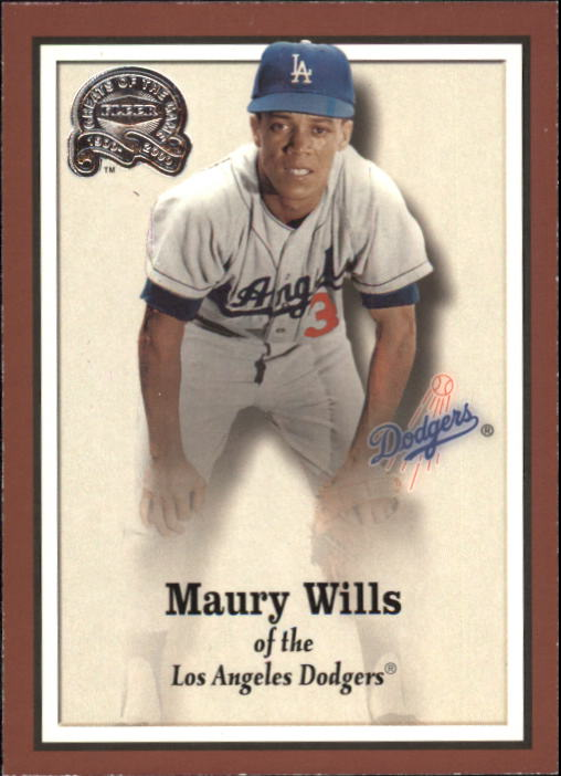 2000 Greats of the Game #85 Maury Wills
