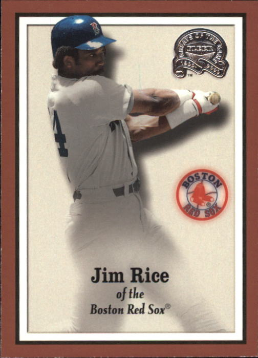 2000 Greats of the Game #86 Jim Rice