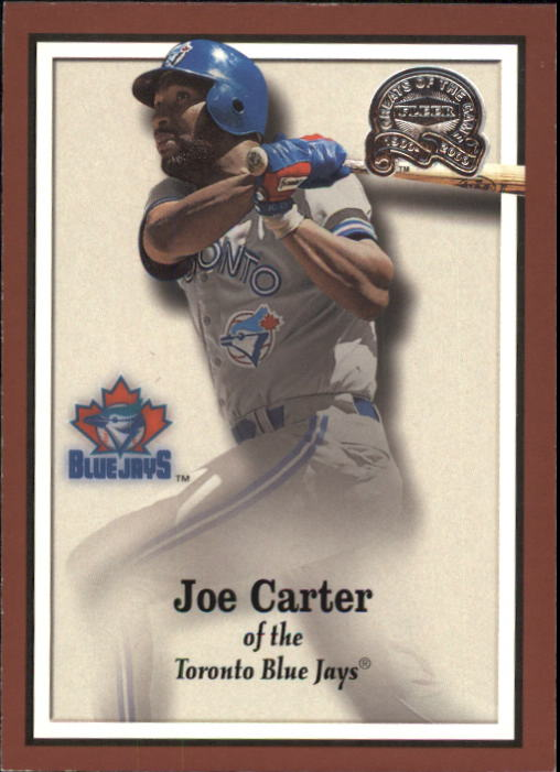 2000 Greats of the Game #87 Joe Carter