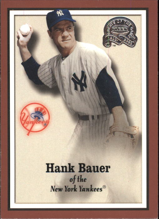 2000 Greats of the Game #95 Hank Bauer