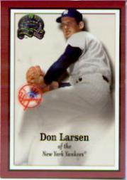 2000 Greats of the Game #96 Don Larsen