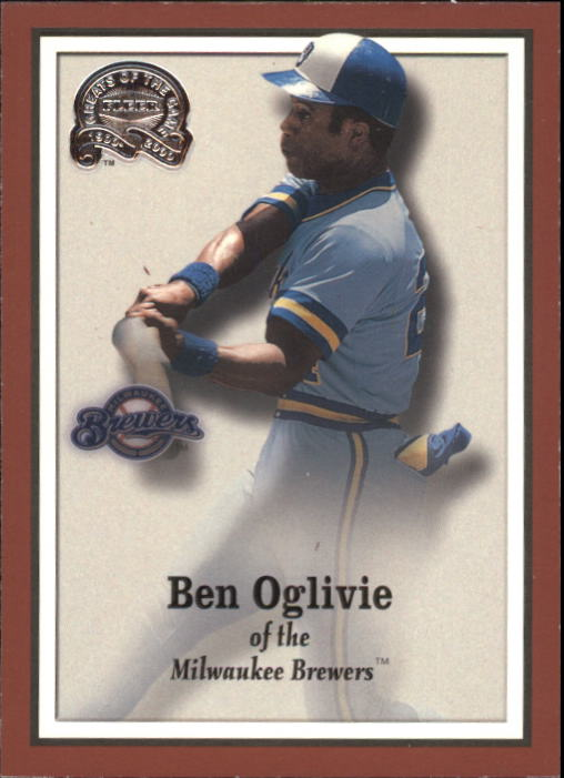 2000 Greats of the Game #98 Ben Oglivie