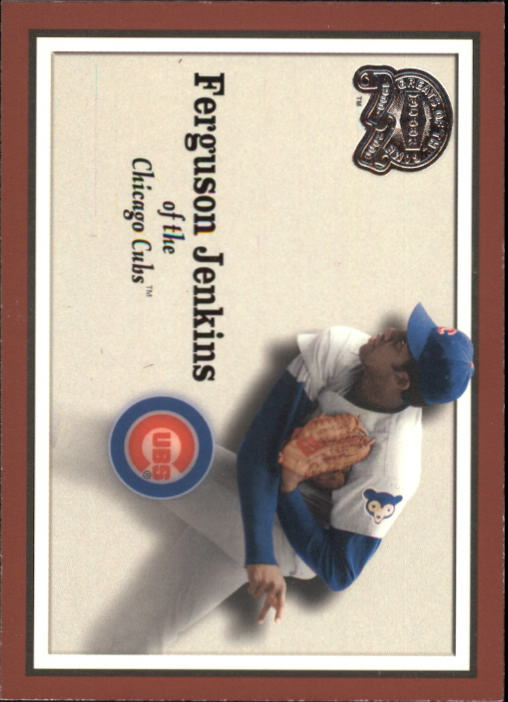 2000 Greats of the Game #101 Ferguson Jenkins front image