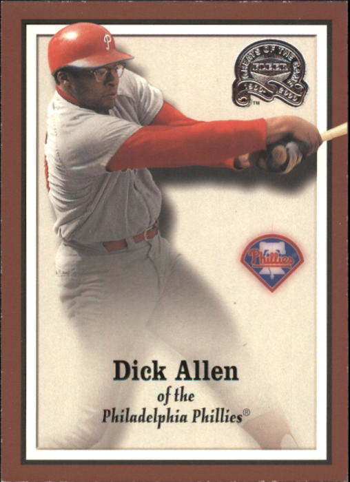 2000 Greats of the Game #103 Dick Allen