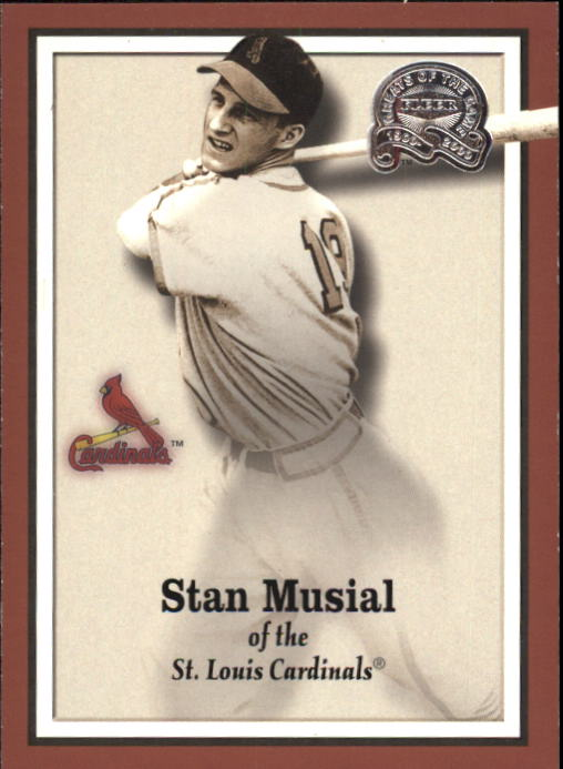 2000 Greats of the Game #104 Stan Musial