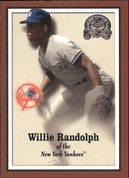 2000 Greats of the Game #106 Willie Randolph