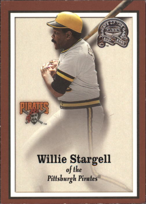 2000 Greats of the Game #107 Willie Stargell