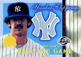 2000 Greats of the Game Yankees Clippings #YC2 Ron Guidry