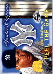 2000 Greats of the Game Yankees Clippings #YC5 Mel Stottlemyre