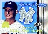 2000 Greats of the Game Yankees Clippings #YC11 Tommy Henrich