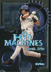 2000 Metal Hit Machines #H7 Derek Jeter