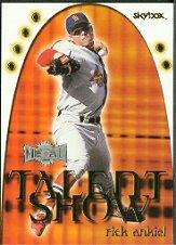 2000 Metal Talent Show #TS1 Rick Ankiel