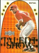2000 Metal Talent Show #TS10 Pat Burrell
