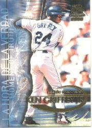 2000 Pacific Crown Collection Moment of Truth #26 Ken Griffey Jr.