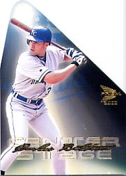 2000 Pacific Prism Center Stage #10 Carlos Beltran