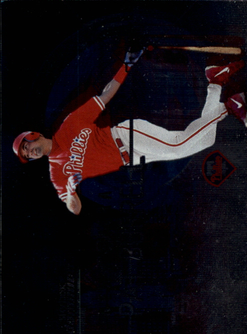 2000 SkyBox Dominion New Era #N1 Pat Burrell