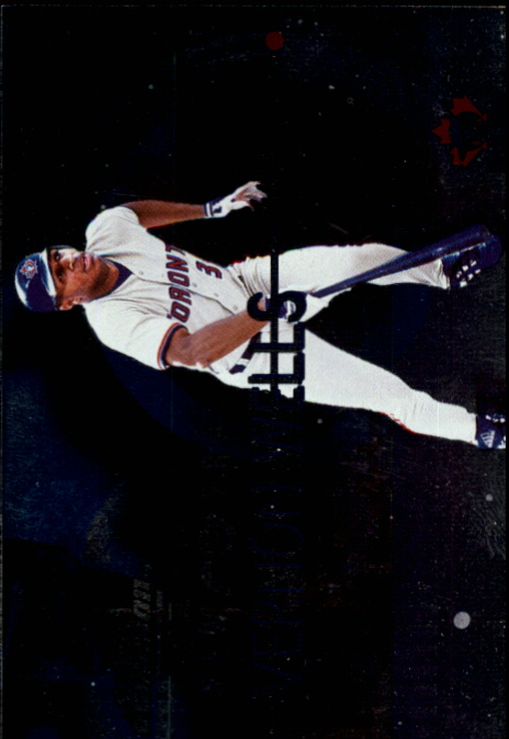 2000 SkyBox Dominion New Era #N19 Vernon Wells