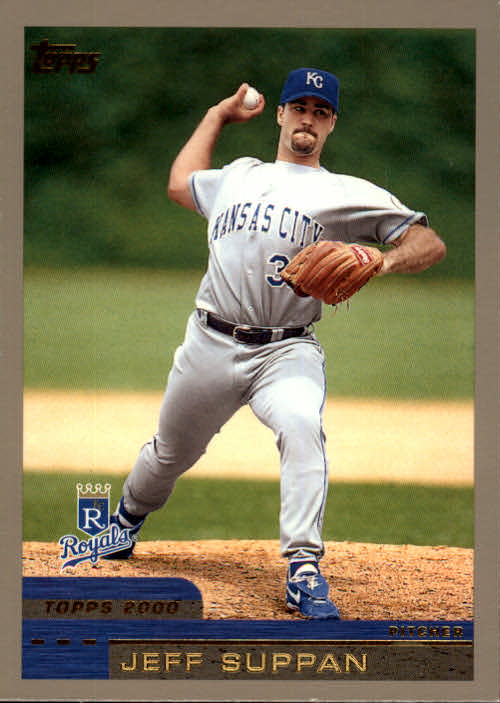 2000 Topps #383 Jeff Suppan