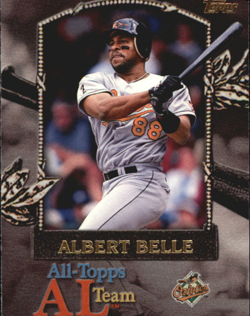2000 Topps All-Topps #AT17 Albert Belle