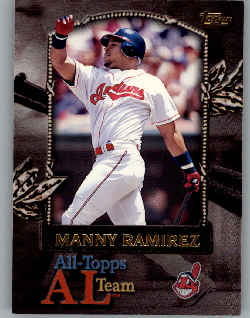 2000 Topps All-Topps #AT19 Manny Ramirez