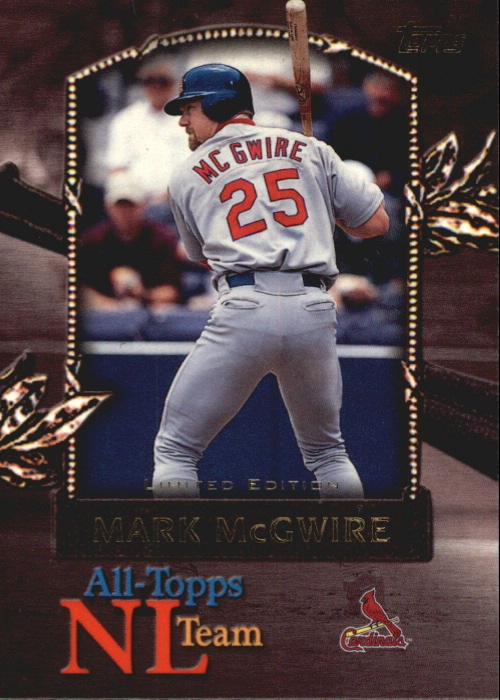2000 Topps Limited All-Topps #AT3 Mark McGwire